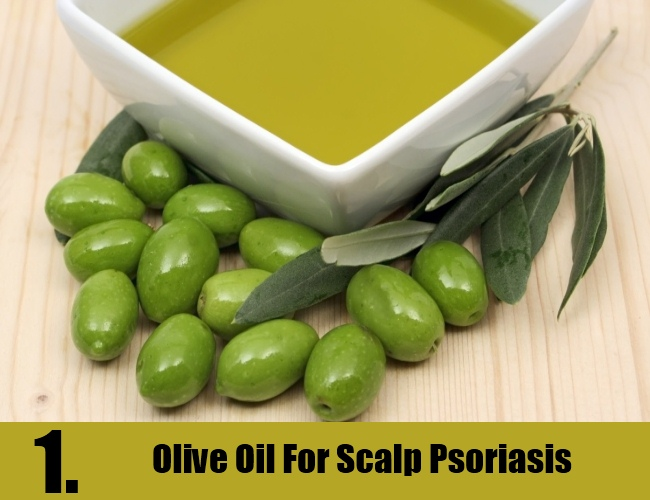 Olive Oil For Scalp Psoriasis