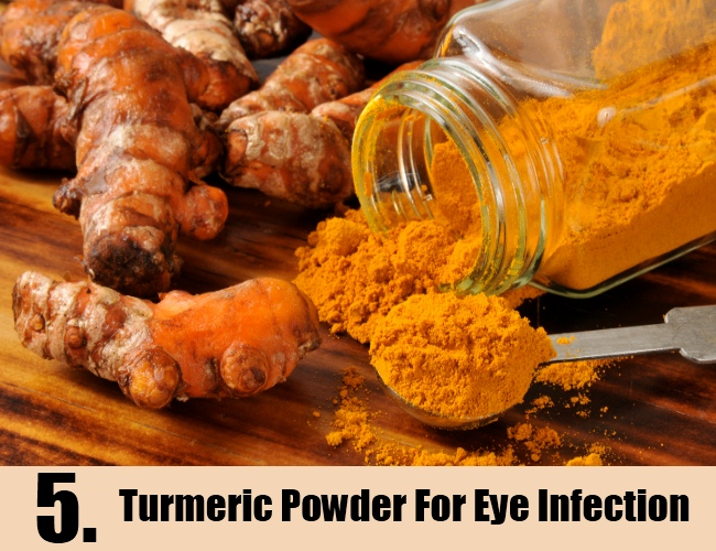Turmeric Powder For Eye Infection