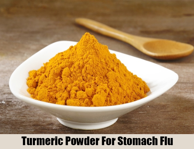 Turmeric Powder For Stomach Flu