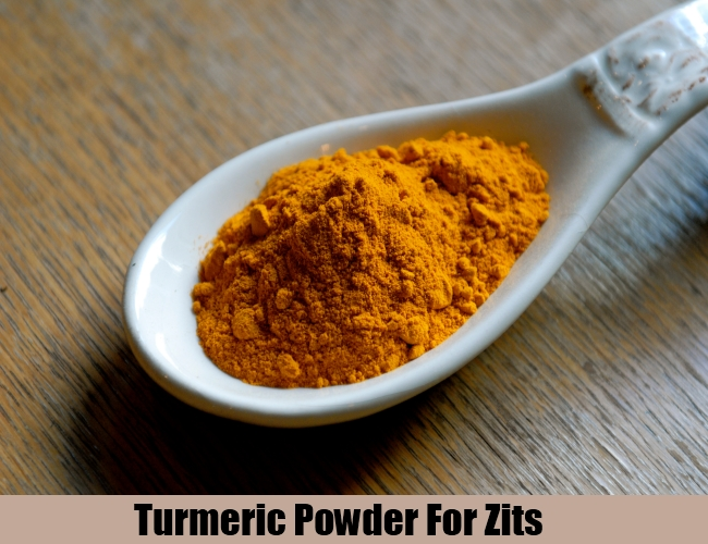 Turmeric Powder For Zits