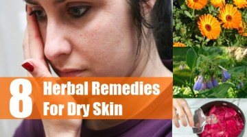 Herbal Remedies For Dry Skin