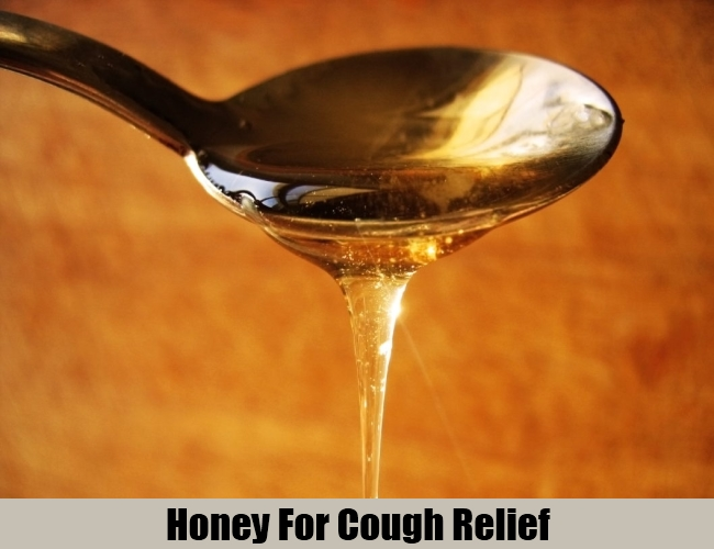 Honey For Cough Relief
