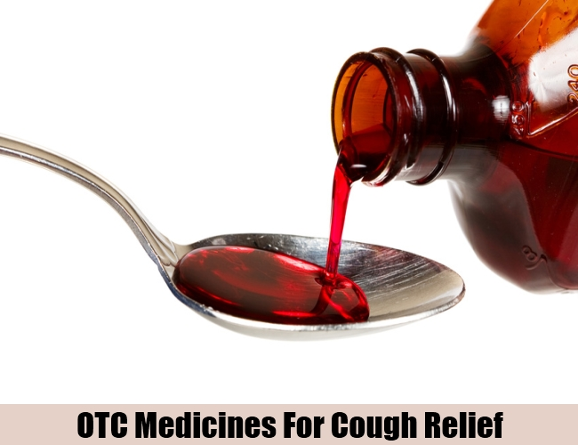 OTC Medicines For Cough Relief