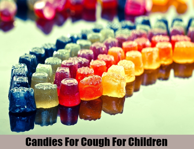 Candies For Cough For Children