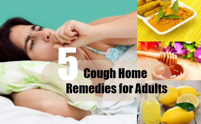 Cough Home Remedies for Adults