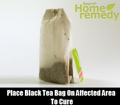 Black Tea And Its Bag