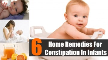 Home Remedies For Constipation In Infants