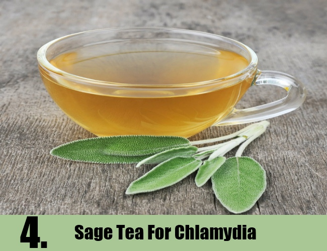 Sage Tea For Chlamydia