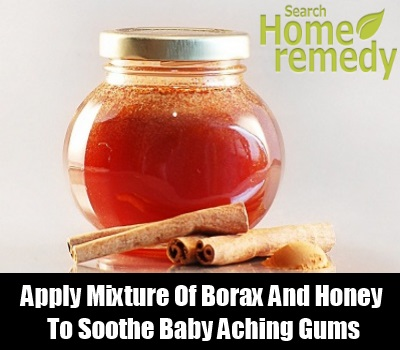 Borax And Honey