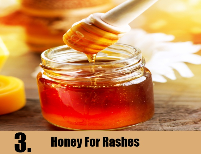 Honey For Rashes