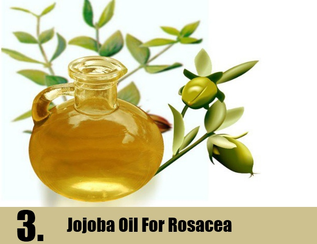 Jojoba Oil For Rosacea