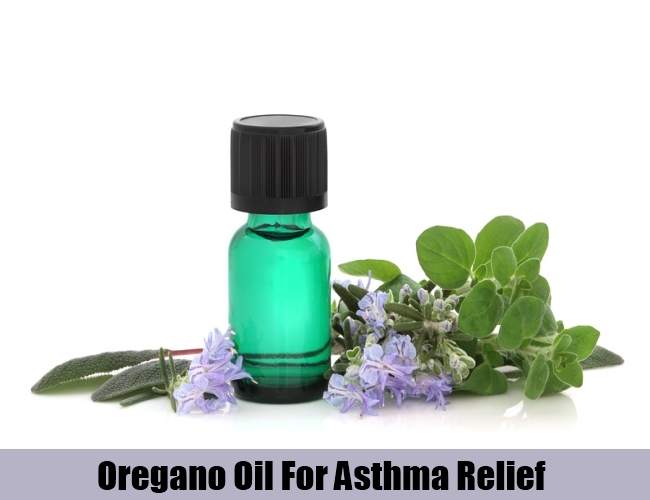 Oregano Oil For Asthma Relief