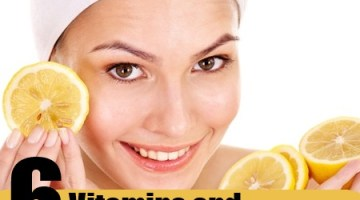 Vitamins and Antioxidants For Skin
