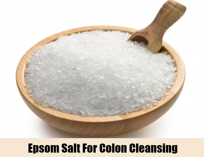 Epsom Salt For Colon Cleansing