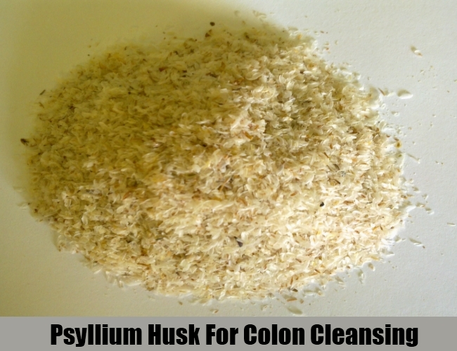 Psyllium Husk For Colon Cleansing