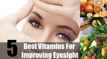 Vitamins For Improving Eyesight