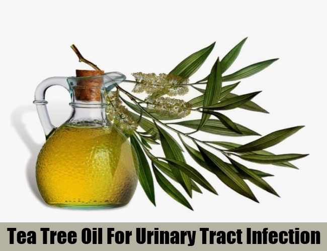 Tea Tree Oil For Urinary Tract Infection
