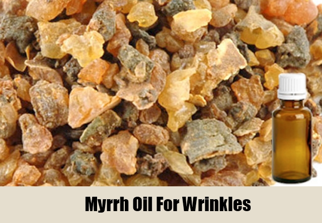 Myrrh Oil For Wrinkles