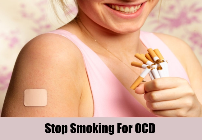 Stop Smoking For OCD