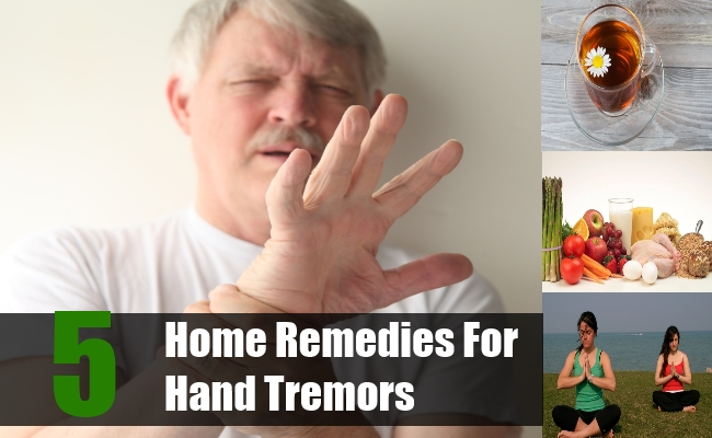 Best Home Remedies For Hand Tremors