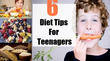 Diet Tips For Teenagers