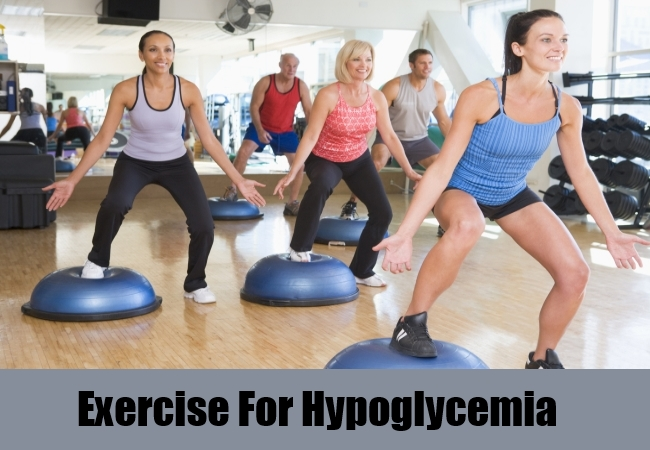 Exercise For Hypoglycemia