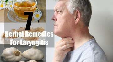 Herbal Remedies For Laryngitis