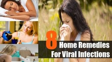 Home Remedies For Viral Infections