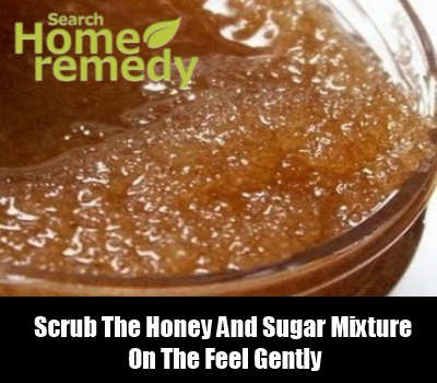 Honey And Sugar SCrub