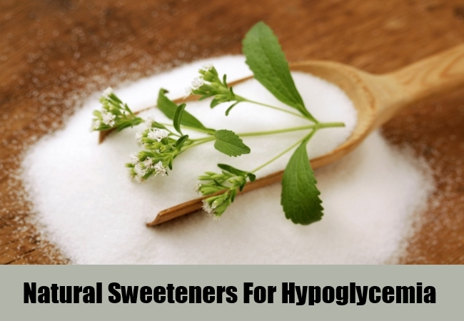 Natural Sweeteners For Hypoglycemia
