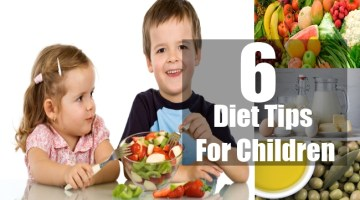 Diet Tips For Children