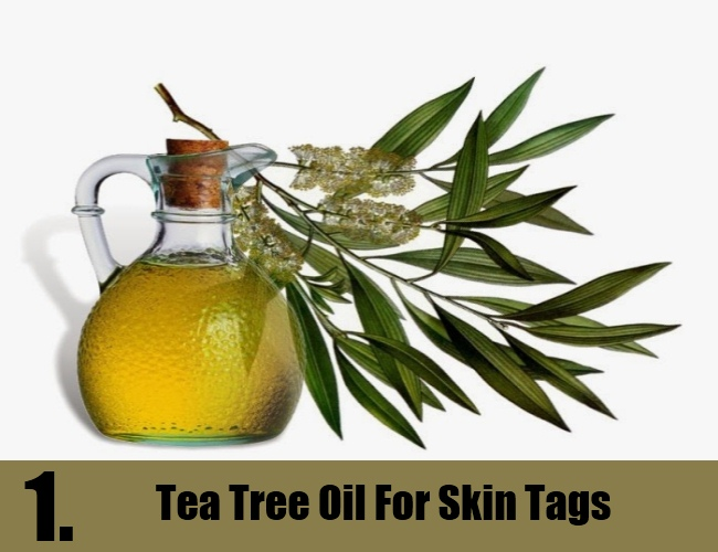 Tea Tree Oil For Skin Tags