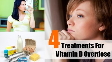 Treatments For Vitamin D Overdose