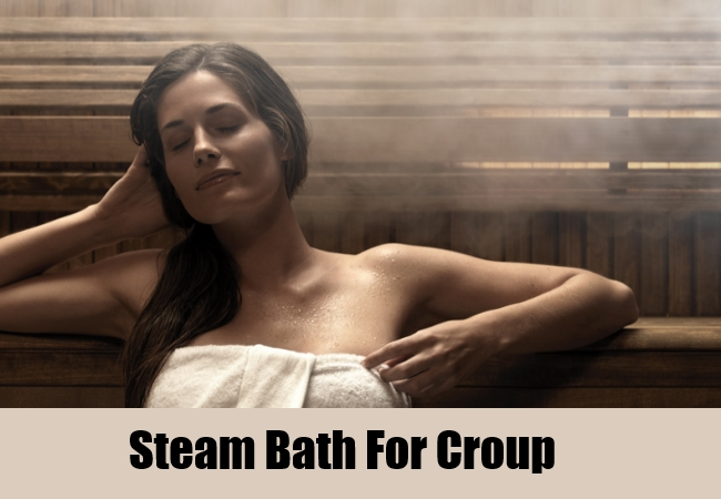 Steam Bath For Croup
