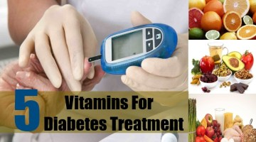 Vitamins For Diabetes Treatment