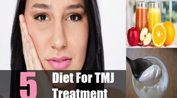 Ideal Diet For TMJ Treatment