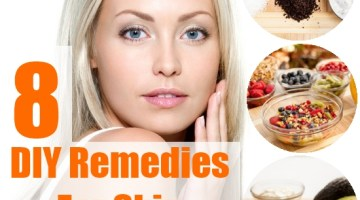 DIY Home Remedies For Skin Rejuvenation