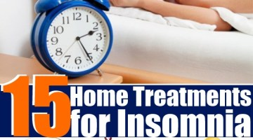Home Treatments for Insomnia
