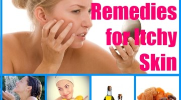 Remedies for Dry & Itchy Skin