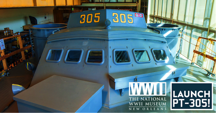 WWII Museum PT-305 Image