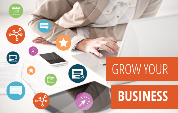 Grow Your Business Graphic