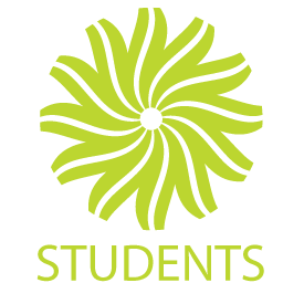 Students-Button