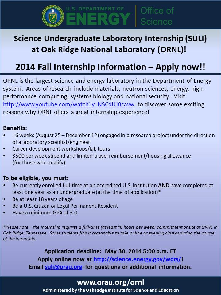 Internship/Job Announcements 2014 OASA - Office Intern Job Description
