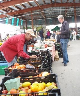 Evergreen Brick Works Farmers Market
