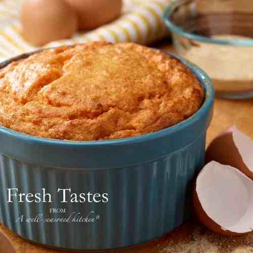 Medium Of Sweet Potato Souffle Recipe