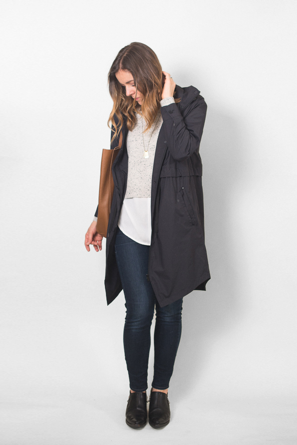 Seasons + Salt, Everlane Anorak-8