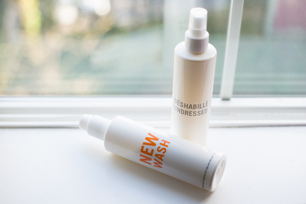 Review: Hairstory's New Wash + Undressed