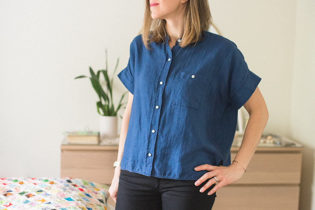 Everlane Linen Collection