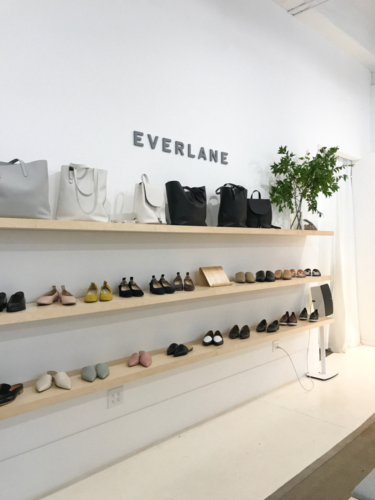 Everlane Fit Lab