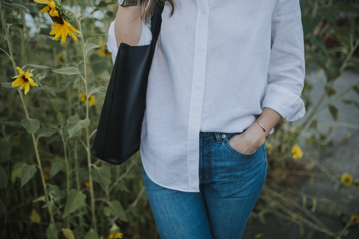 Fall Favorites, over at Everlane
